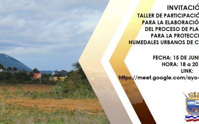 COMITÉ DE HUMEDALES DE CABO DE HORNOS INVITA A LA COMUNIDAD A NUEVA INSTANCIA DE PARTICIPACIÓN ON LINE