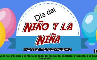 """SE VIENE CELEBRACIÓN DEL """"DÍA DEL NIÑO Y LA NIÑA"""" 2021"""